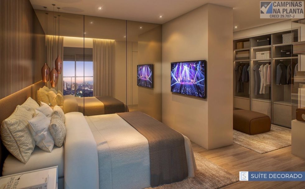 Sartoria Taquaral Suite Apartamento Decorado