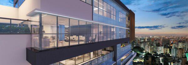 signature cambui penthouse fachada