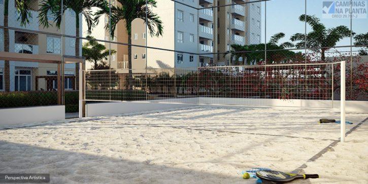 splendor taquaral beach tennis