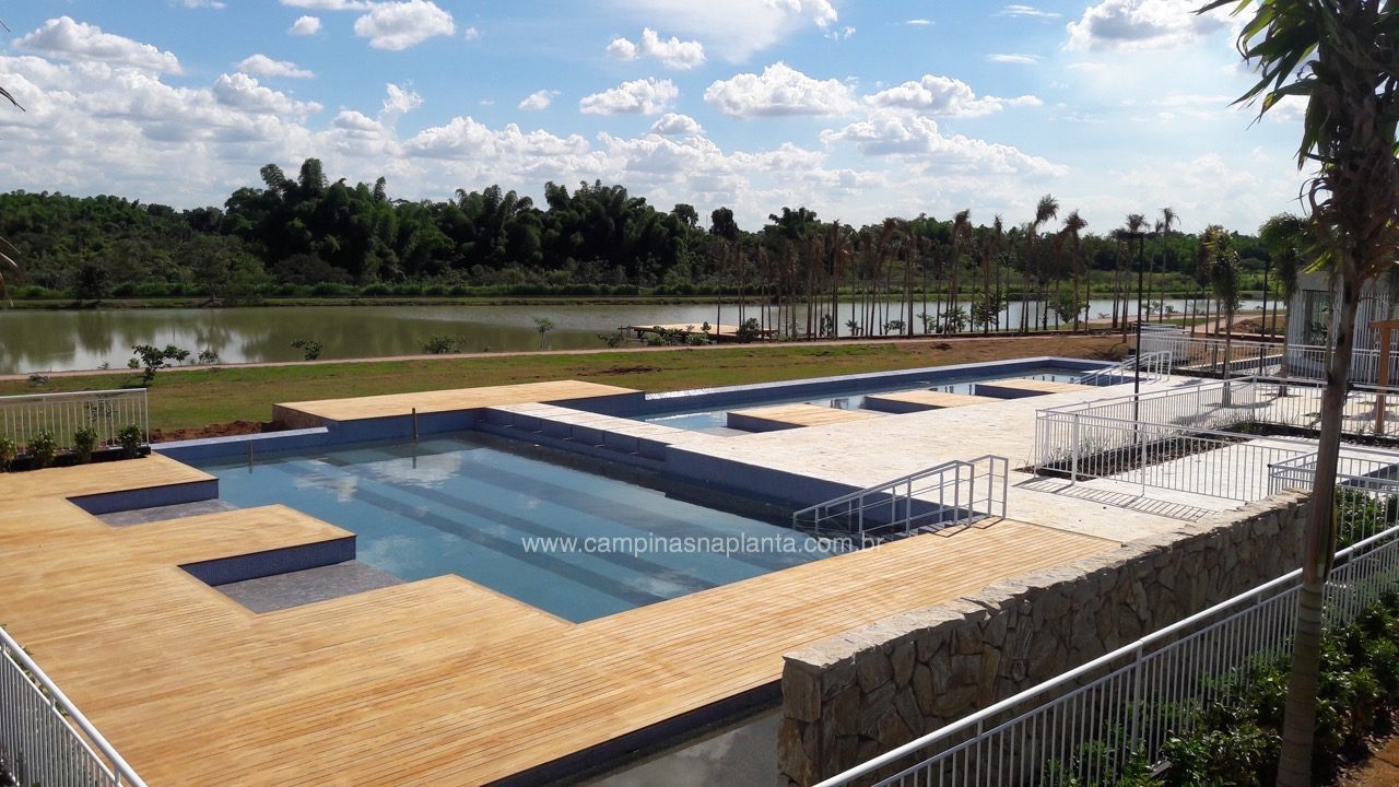 Tamboré Jaguariúna foto das piscinas