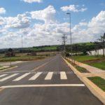 Tamboré Jaguariúna foto de uma rua