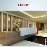 time center lobby