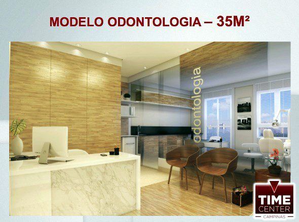 time center odontologia 35m2
