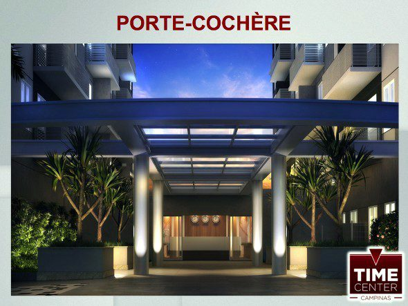 time center porte cochere