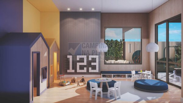 Trend Home Design Cambui Plaenge Brinquedoteca