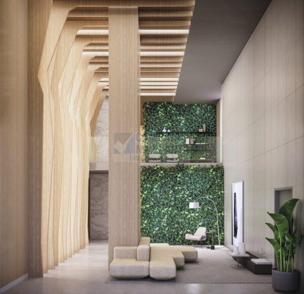 Trend Home Design Cambui Plaenge Lobby Pe Direito Duplo