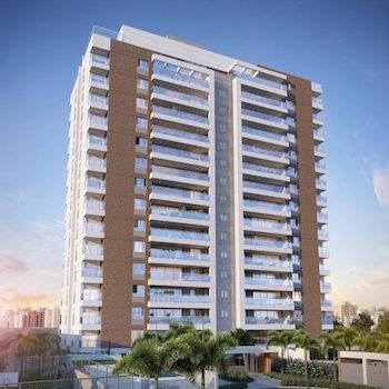 Uniqueness Cambuí Lançamento de apartamentos na planta da Brookfield