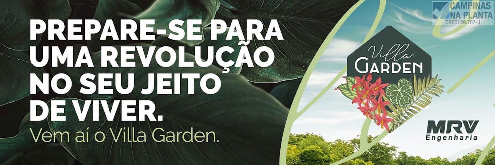 Villa Garden Campinas Mrv Banner