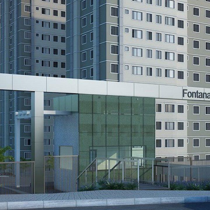 villa garden fontana garden breve lançamento apartamentos na planta na vila industrial