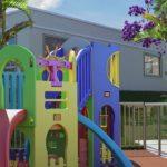 Villa Garden Fontana Garden Playground