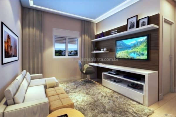 Villaggio Shangrilá Sala de TV