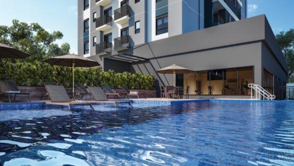 piscina adulto deste lançamento à venda no guanabara